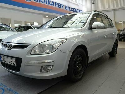 begagnad Hyundai i30 1.6 126hk Komfort /