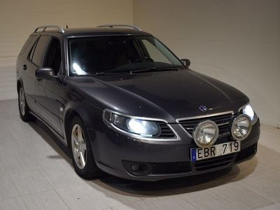 begagnad Saab 9-5 SportCombi 2.3 T BioPower Griffin Ve
