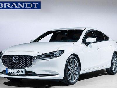 "begagnad Mazda 6 2.2 DE 184hk Optimum Sedan Signature. ""Omgående Leverans"""