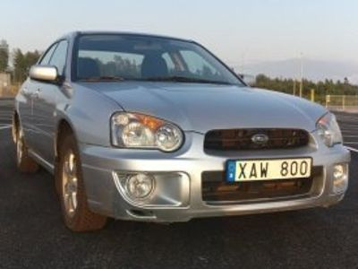 begagnad Subaru Impreza 2.0 GX -03