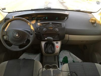 gebraucht Renault Scénic 2.0 Aut/7 Sits 1 Ägare -05