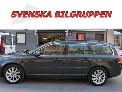 begagnad Volvo V70 D4 Momentum Aut Värmare S-V Alufälgar