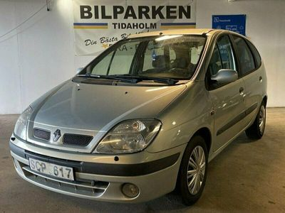 begagnad Renault Scénic 1.6 107hk