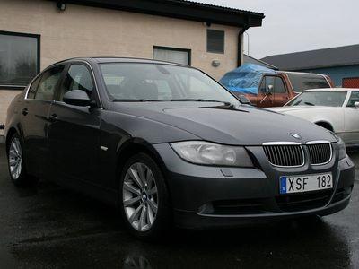 begagnad BMW 325 XI 4X4 Automat 218hk -06