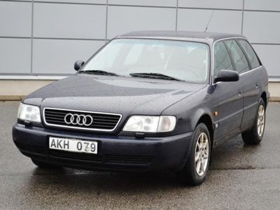 begagnad Audi A6 AVANT 2.6 Automat Quattro Nybesiktigad