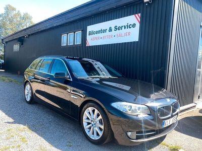 begagnad BMW 525 D Touring Auto 204hk Sportstolar