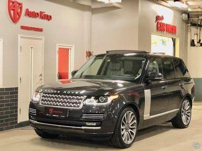 begagnad Land Rover Range Rover 5.0 S/C Autobiography 510hk