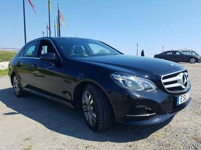 begagnad Mercedes E350 BLUETEC 4MATIC