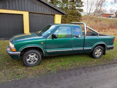 begagnad Chevrolet S10 picup