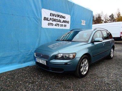 begagnad Volvo V50 1.8 Flexifuel