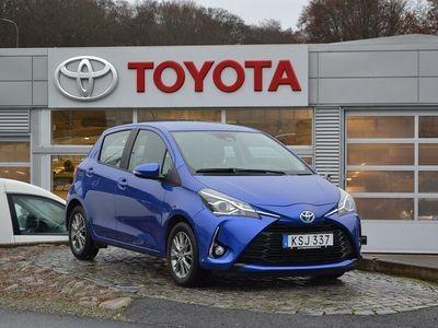 begagnad Toyota Yaris 1,5 Hybrid Active Komfortpaket