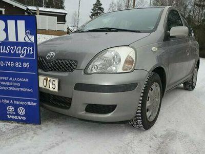 begagnad Toyota Yaris 5D NYBES U.A. NYSKATTAD INBYTE 2005, Halvkombi 33 500 kr