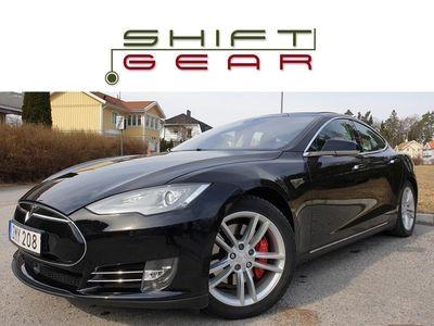 begagnad Tesla Model S P85 AUTOPILOT 5560 mil LEASEBAR