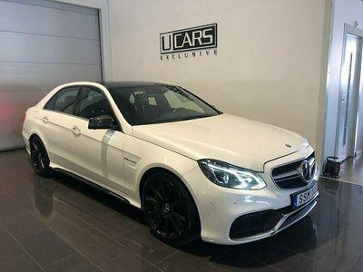 begagnad Mercedes E63 AMG E BenzS OBS-Spec 2014, Sedan Pris 479 900 kr