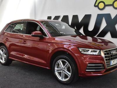 begagnad Audi Q5 Quattro 2.0 TDI | | S-line | 190hk