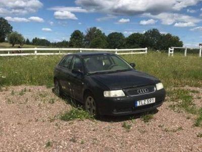 gebraucht Audi A3 1,8 T -01