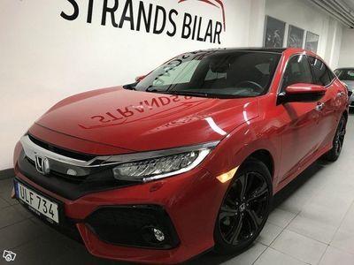 begagnad Honda Civic 1.5 i-VTEC Turbo 182Hk, Prestige, 377 Mil