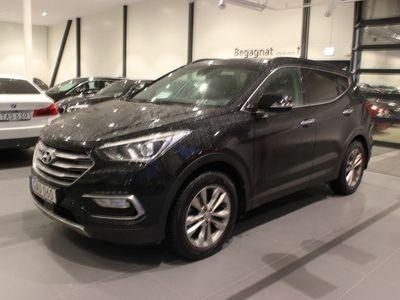 gebraucht Hyundai Santa Fe Premium 7-sits