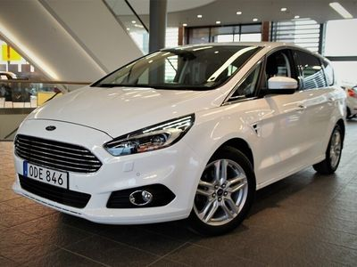 begagnad Ford S-MAX 2.0 TDCi 180 Business A 5-d