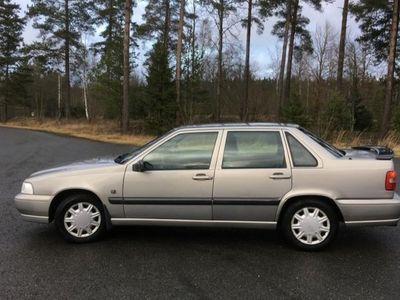 begagnad Volvo S70 Nybesiktigad Skattad