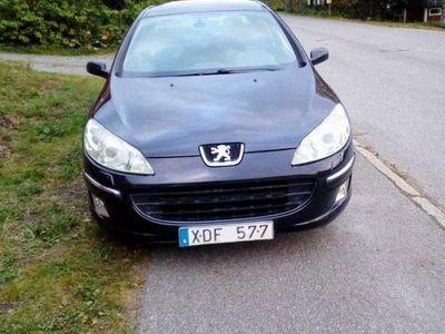 begagnad Peugeot 407 st 2.0