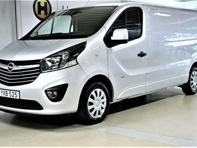 begagnad Opel Vivaro B Bi-Turbo L2 H1 Premium 2017, Transportbil Pris 199 900 kr