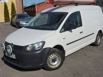 gebraucht VW Caddy Maxi 2.0 TDI 4Motion Comfort, Vinter 110hk