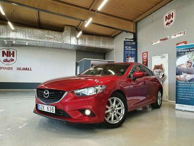begagnad Mazda 6 6 SEDAN 2.2 DE 150