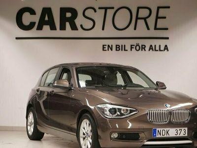 begagnad BMW 114 118 d Urban Line Drag Skinn Värmare 2013, Kombi Pris900 kr