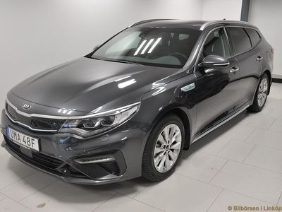 begagnad Kia Optima Hybrid SW Plug-in Advance Plus (Drag)