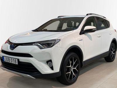 begagnad Toyota RAV4 Hybrid E-FOUR 2,5 AWD ACTIVE PLUS