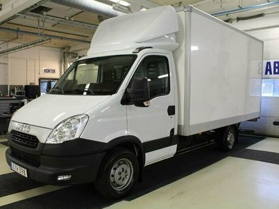 begagnad Iveco Daily Chassis 2.3 JTD 146hk, Skatt 6473kr