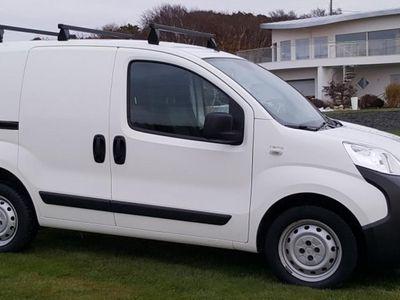 begagnad Citroën Nemo 1,4 HDI -10
