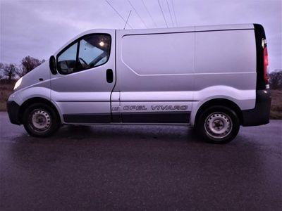 begagnad Opel Vivaro 2.0 CDTI 115hk