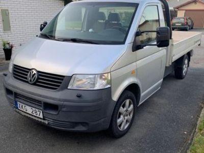begagnad VW Transporter Pickup 1,9 -06