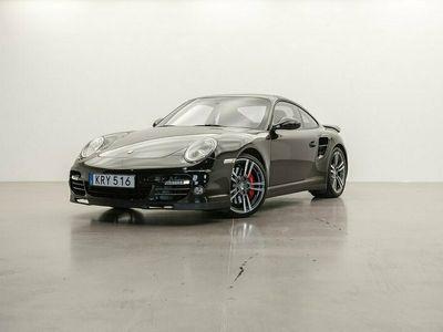 begagnad Porsche 911 Turbo PDK - 500hk - 2972 mil!
