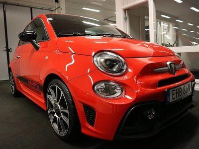 begagnad Abarth 595 Fiat Turismo 2019, Halvkombi 179 900 kr