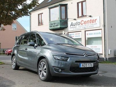 begagnad Citroën Grand C4 Picasso 2.0 HDi EU6 7-sits 150hk