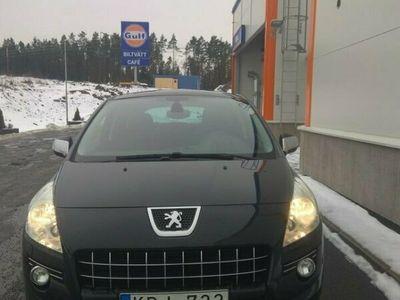 begagnad Peugeot 3008 1,6 HDI