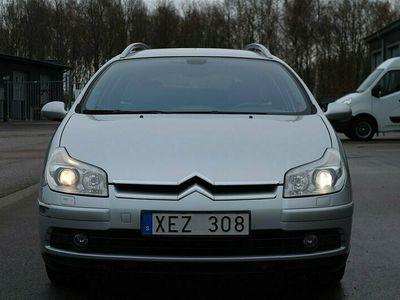 begagnad Citroën C5 2.0 Kombi 2006, Personbil Pris 14 700 kr