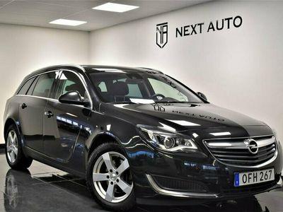 begagnad Opel Insignia SPORTS 2.0 CDTI 170HK 4x4 AUT NAVI D-VÄRM DRAG