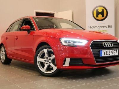 gebraucht Audi A3 Sportback 1.6 TDI 110hk Navigation