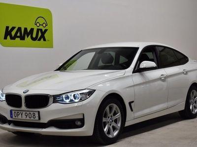 begagnad BMW 320 Gran Turismo d Advantage S&V-hjul (190hk)