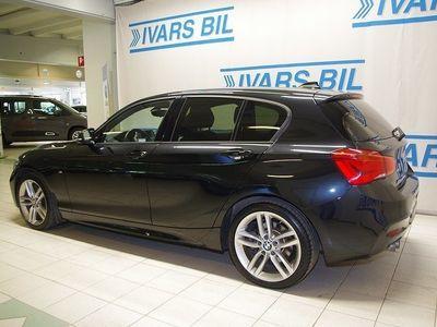 used BMW 120 xDrive M-Sport Automat