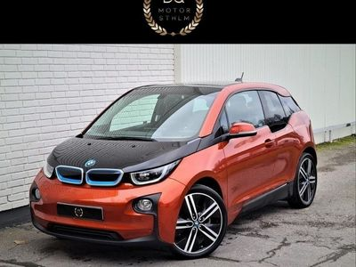 begagnad BMW i3 60 Ah REX kamera pano Advanced Euro 6 170hk