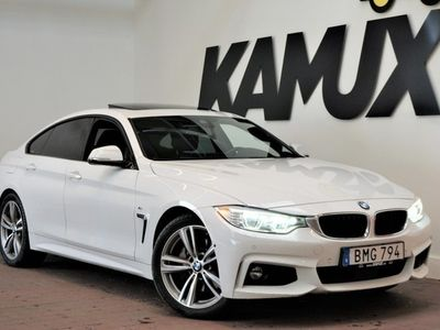begagnad BMW 435 Gran Coupé d xDrive   M-sport   Head up   Navi