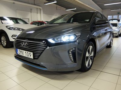 begagnad Hyundai Ioniq PlugIn Limited Edition Plus