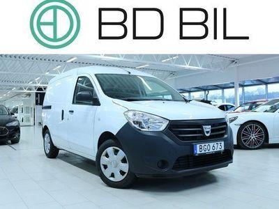 begagnad Dacia Dokker Express Van 1.6 SCe 2017, Transportbil 64 900 kr