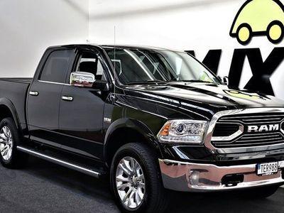 begagnad Dodge Ram Crew Cab 5.7 | Longhorn | Carven | | 2018, Pickup 518 900 kr