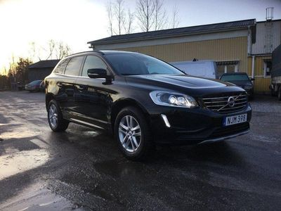 begagnad Volvo XC60 D4 AWD Geartronic Momentum, Classi